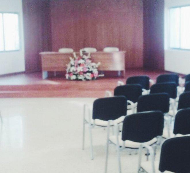 "Proyecto ""Salón de Actos"""