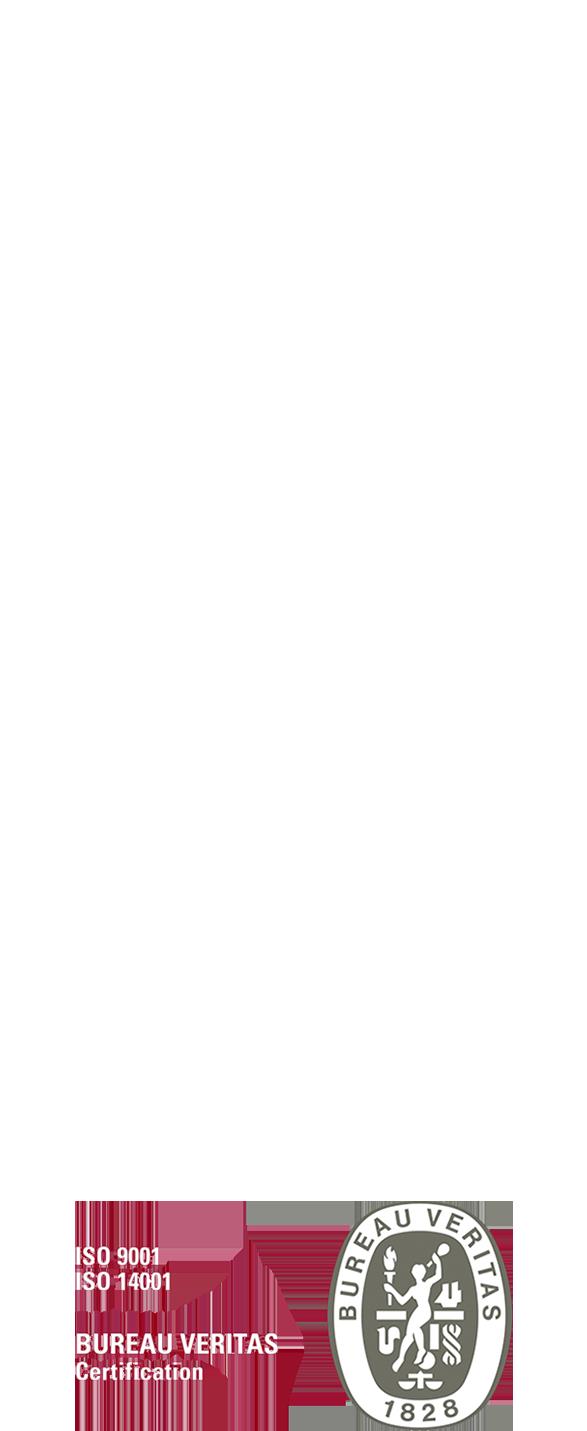 50 aniversario - HP Partner - Certificado de Calidad y Medio Ambiente