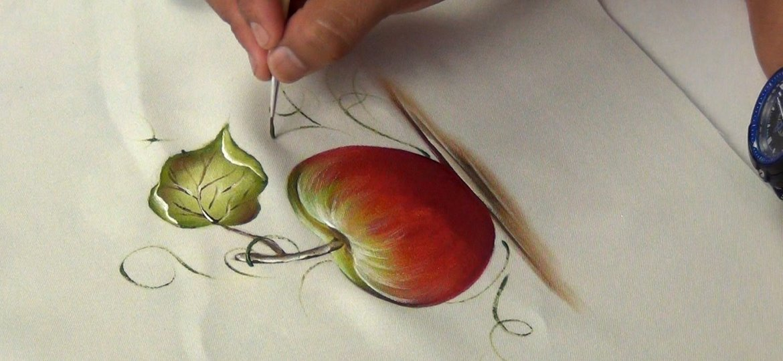 pintura a mano