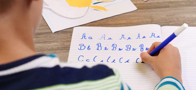C mo mejorar la caligraf a letra de los ni os lucas rojas - Como mejorar la caligrafia ...