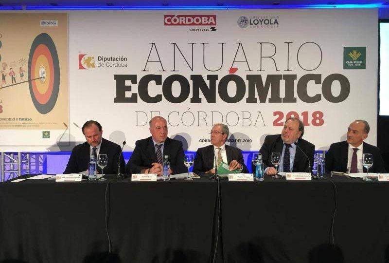 anuario económico de córdoba 2018